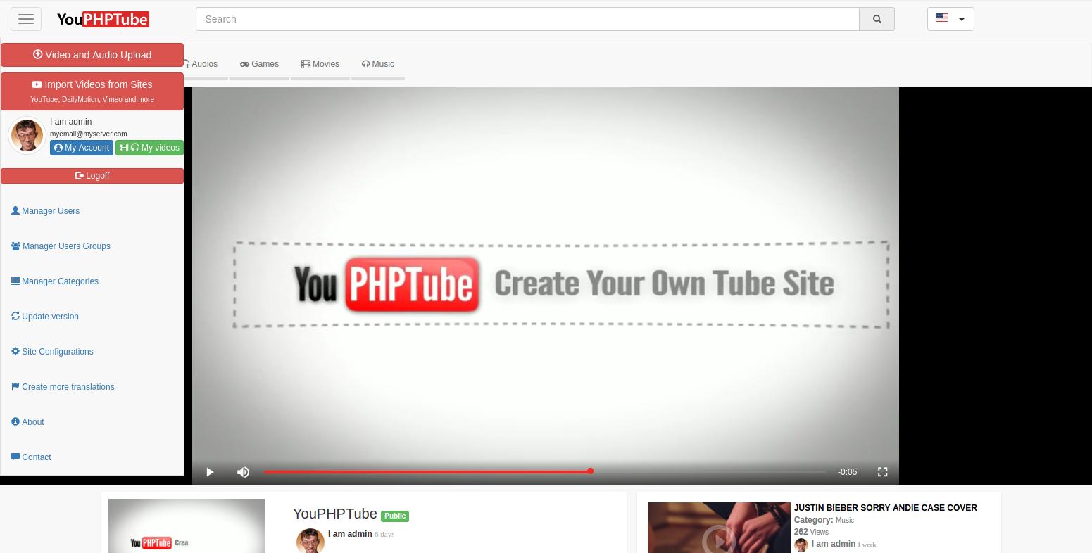 YouTube Clone, YouTube Clone Script, Netflix Clone, Netflix Clone